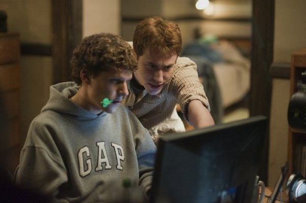 A still from the movie The Social Network.