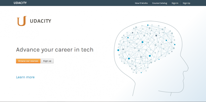 Udacity Cover Page