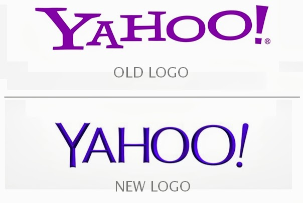 yahoo's new logo-sham on creativity