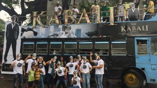 kabali-bus-poster