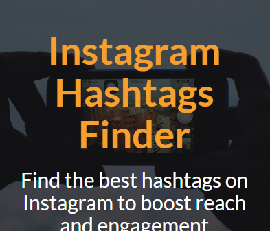 Become an Instagram Superhero with The Hashtags Finder Tool