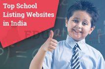 Top School Listing Websites in India