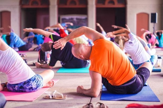 Eligibility to become a registered yoga teacher